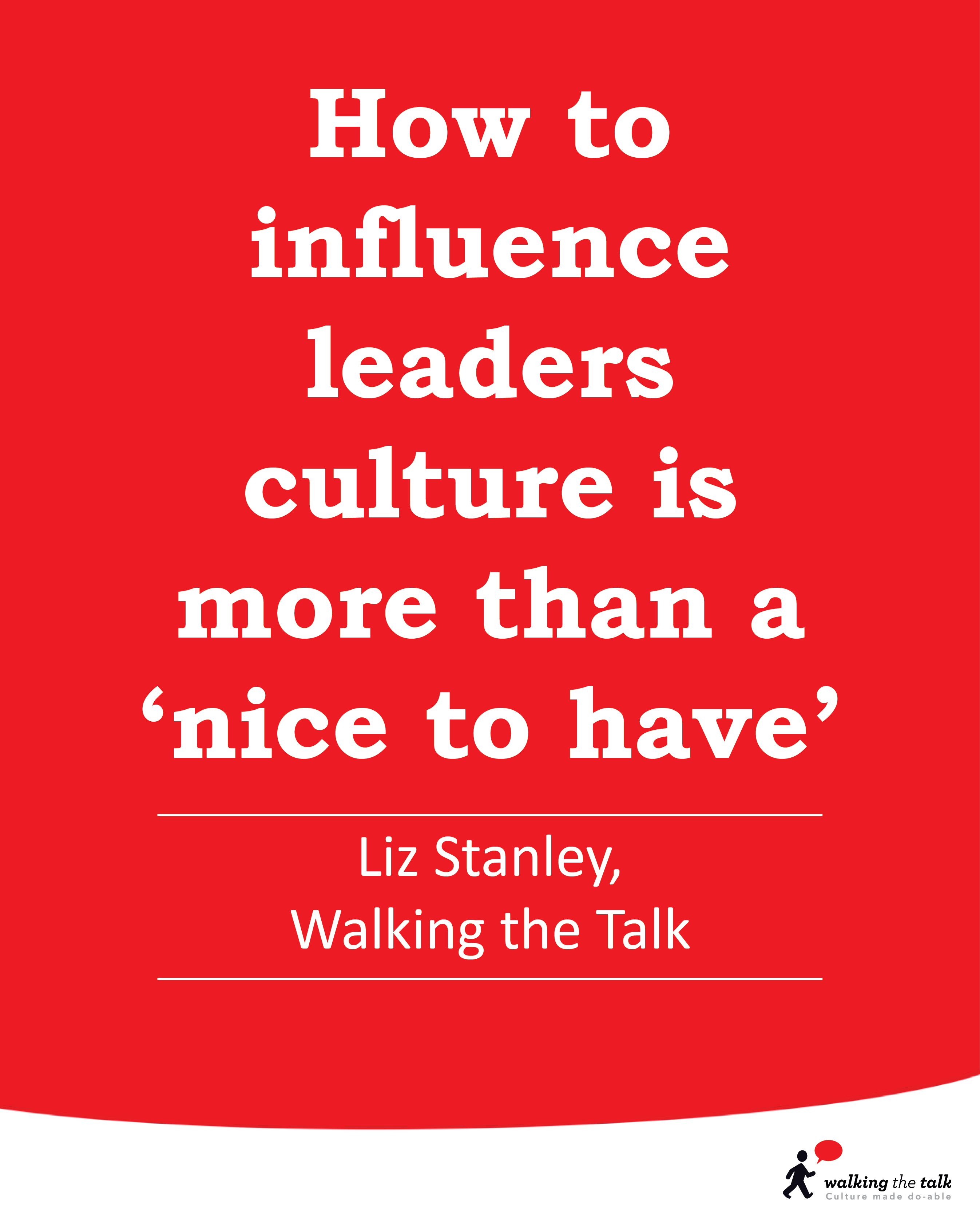 HOW TO INFLUENCE LEADERS video