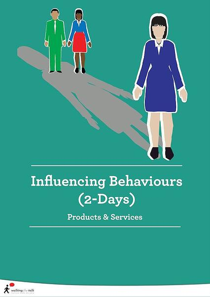 Influencing Behaviours in your culture
