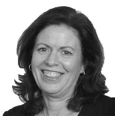 Culture change consultant Julie Saddington