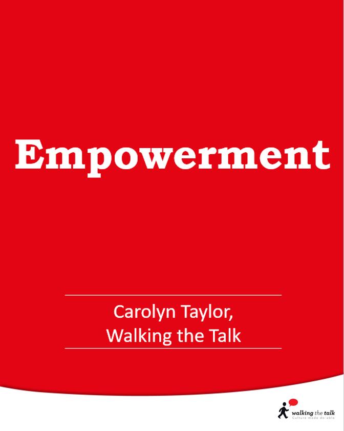 Empowerment video