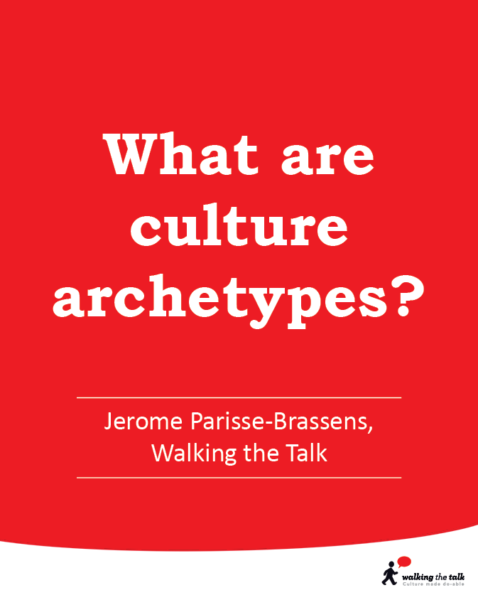 What are culture archetypes?