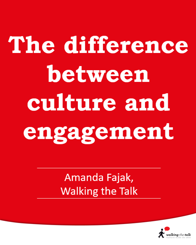 Culture and engagement video