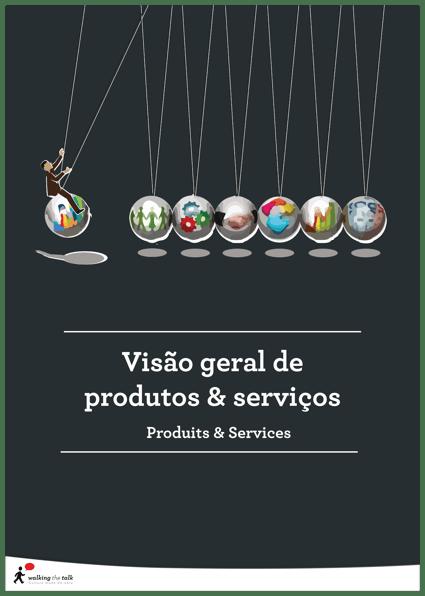 Visao geral produtos & servicos