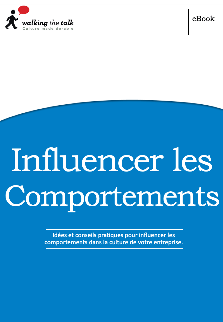 influencer les comportements dans la culture