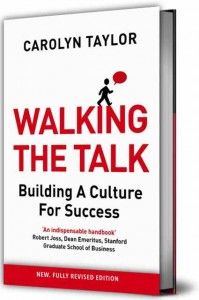 Walking the Talk | Leadership Book