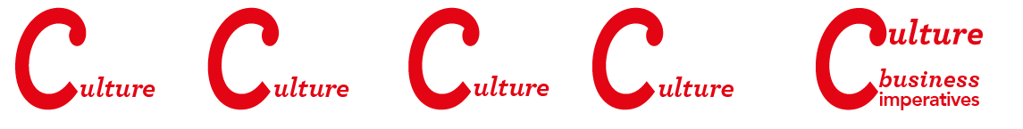 Equation for change - culture matters