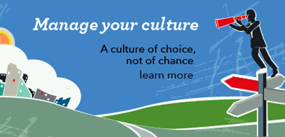 Organisational culture management