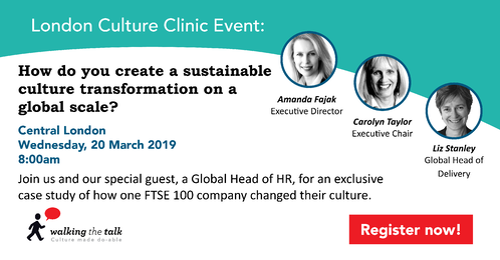 Culture Clinic - London1