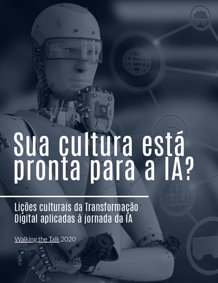 Is your culture AI-ready? Digital Traansformation report