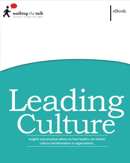 Leading Culture eBook
