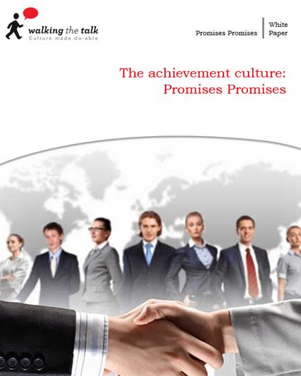 Achievement Culture