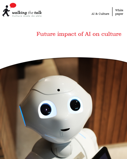 White paper on the effect artificial intelligence on company culture