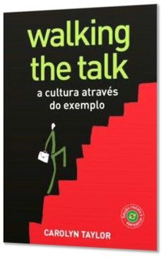 Walking the Talk Book - Portuguese Version