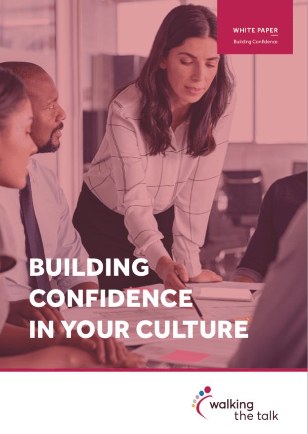 2021 Building confidence