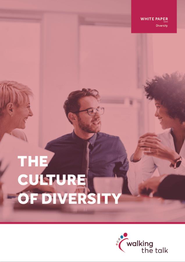 2021 Culture of diversity