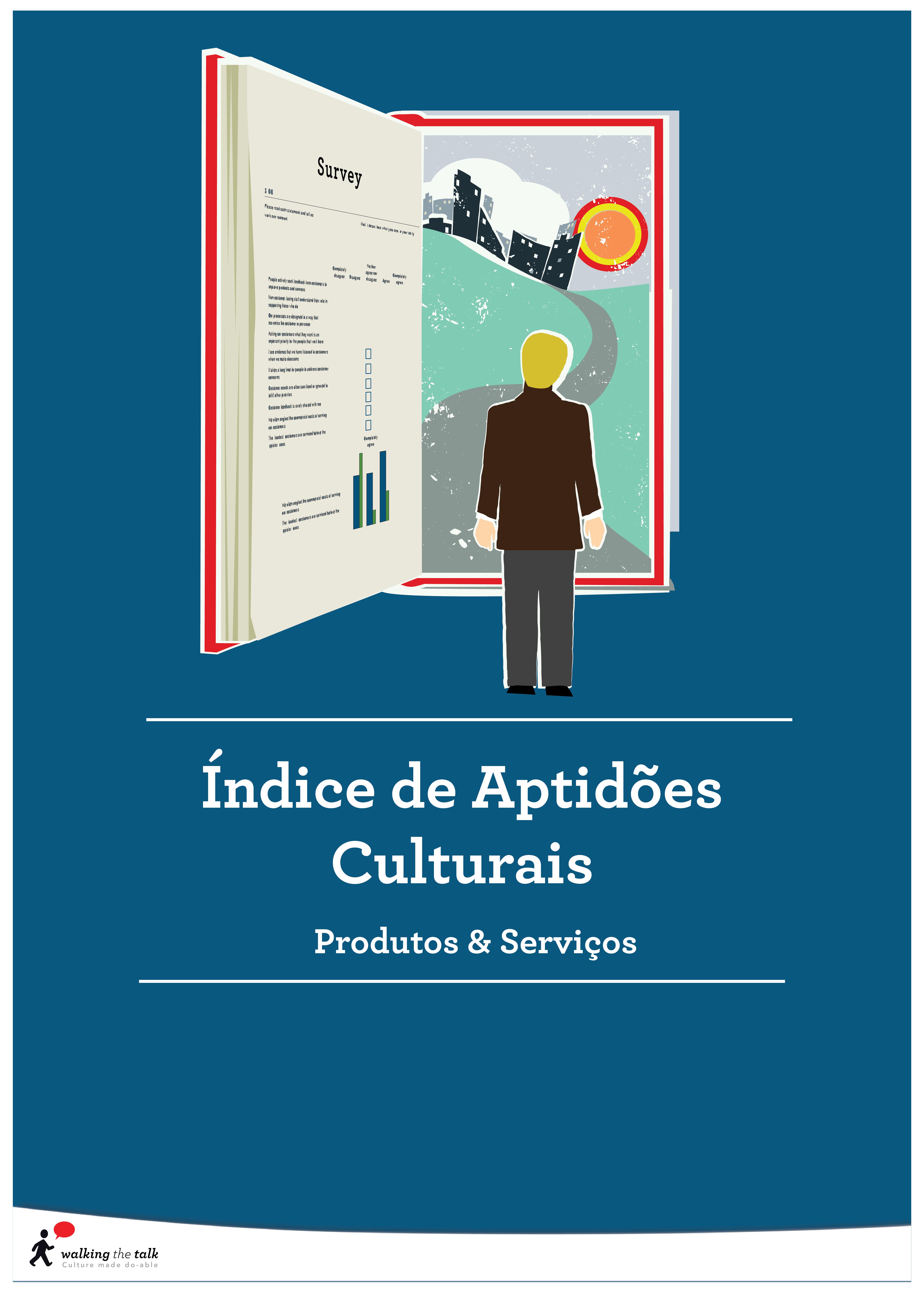 ÍNDICE DE APTIDÕES CULTURAIS (CCI)
