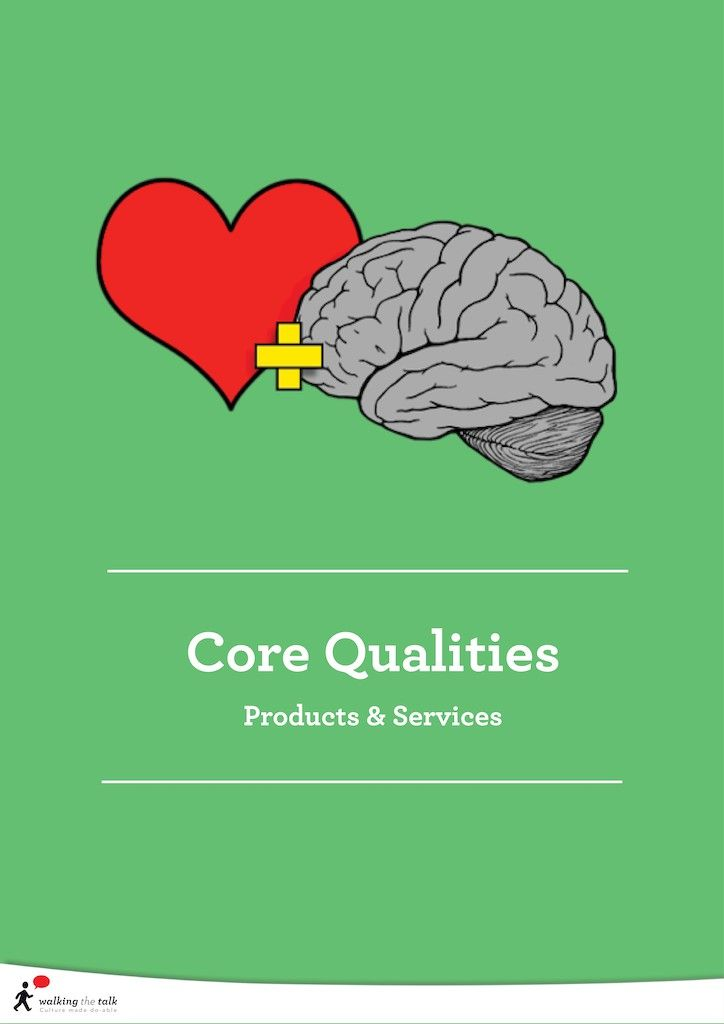 Core Qualities | Culture Transformation