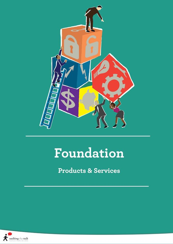Foundation | Culture Transformation