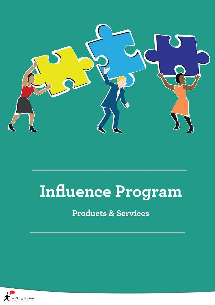 Influence Program | Culture Transformation