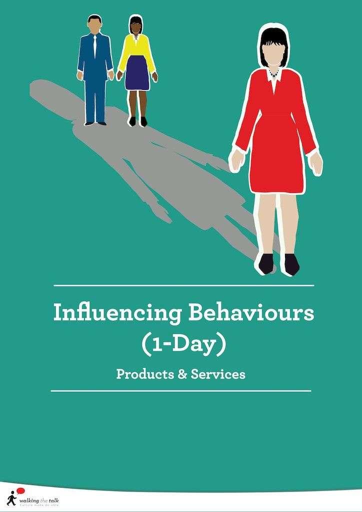 Influencing Behaviours 1-day