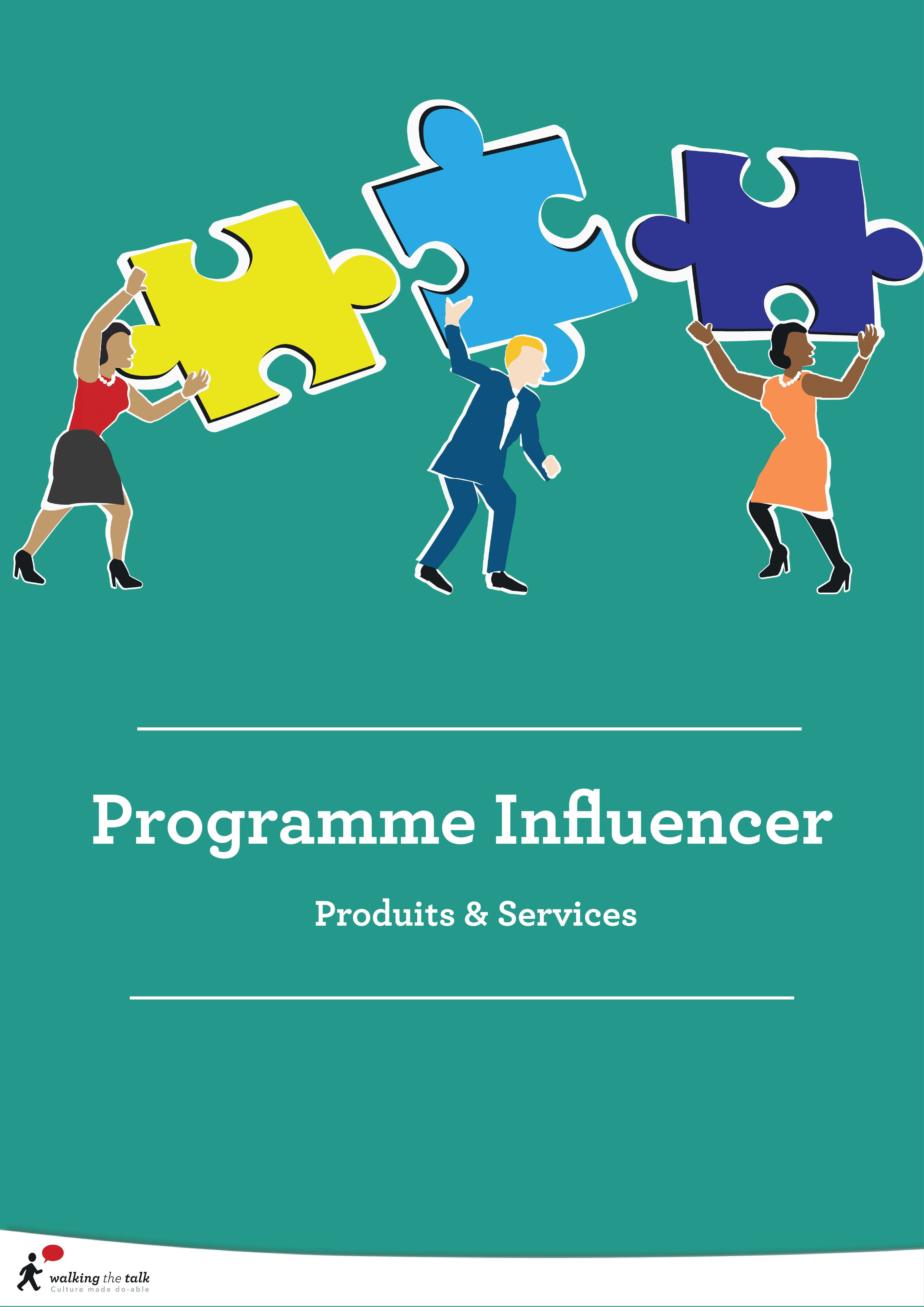 Notre programme Influencer