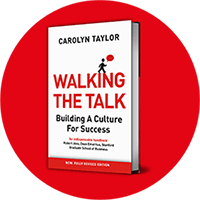 Walking the Talk - Building a Culture for Success