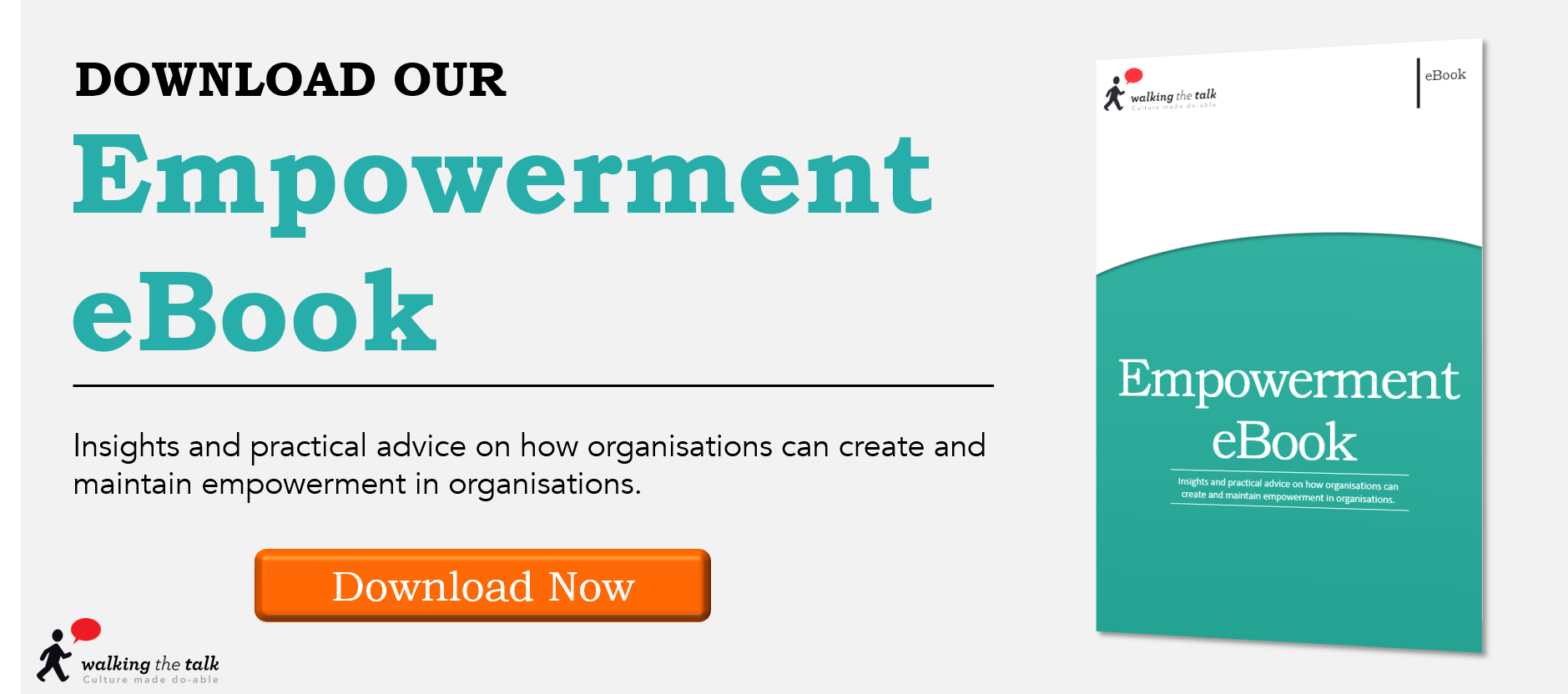 Practical advice on how organisations can create and maintain empowerment in organisations