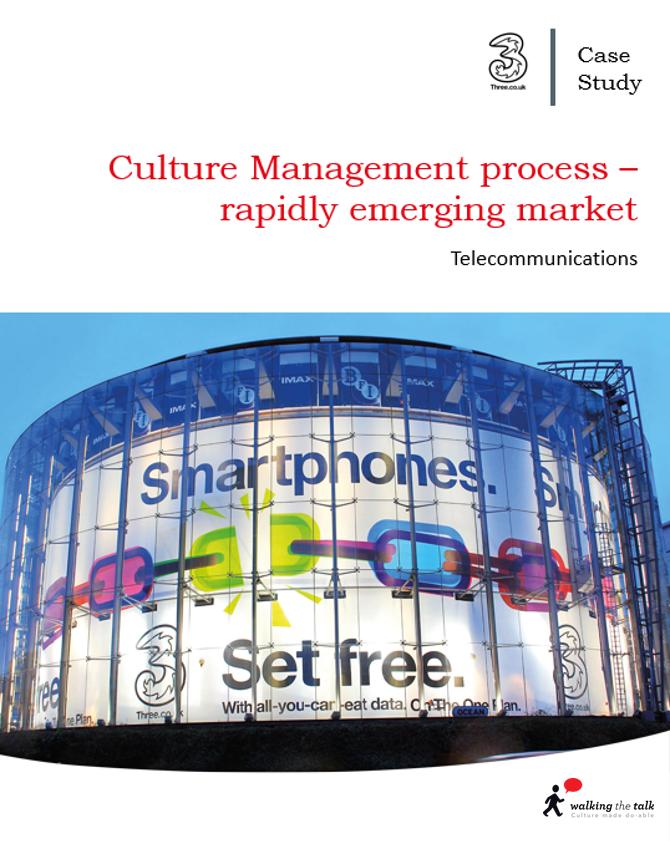 3 Mobile Culture Case Study