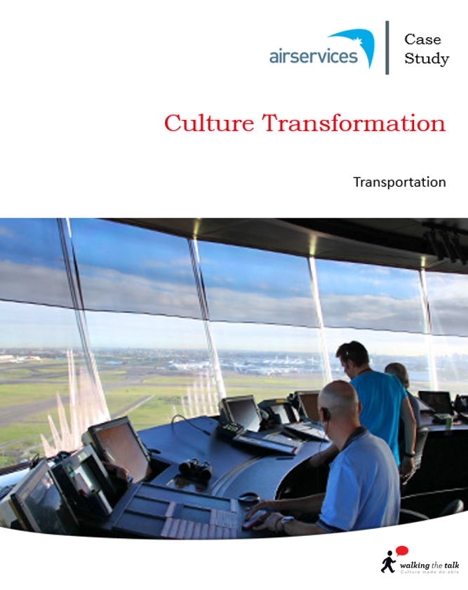 Airservices Corporate Culture